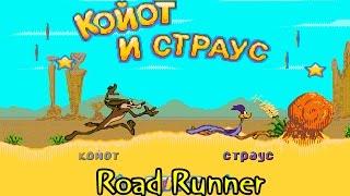 Desert Demolition: Road Runner version (Sega Mega Drive/Genesis).