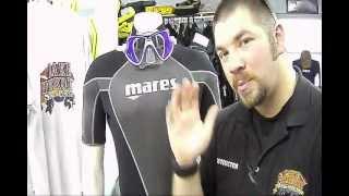 Scuba Tip Wetsuit Repair