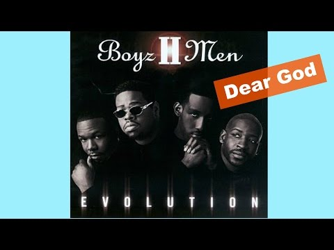 dear god boyz 2 men