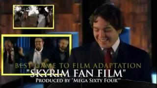 Mega64: Лучший фан-фильм по Skyrim (rus)