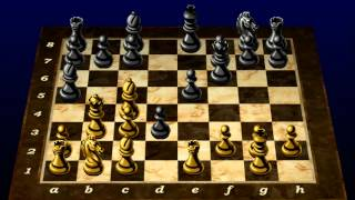 Power Chess 98 Anderssen v Dufresne