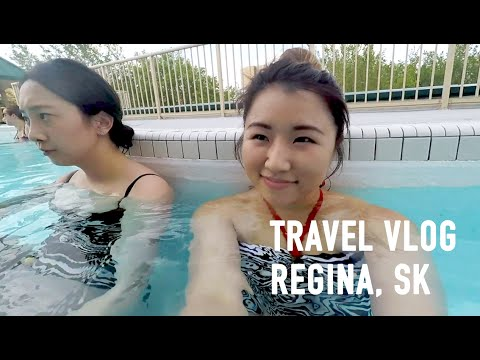 Travel Vlog: Exploring Regina, Saskatchewan