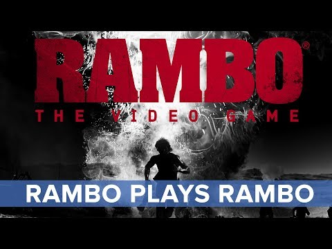 Rambo: The Video Game - Let's Play
