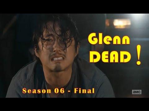 The Walking Dead - Glenn Death killed by Negan [Sound Track Proof]
