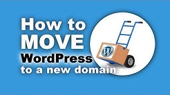 Move WordPress Site To New Domain Without Losing SEO Rankings
