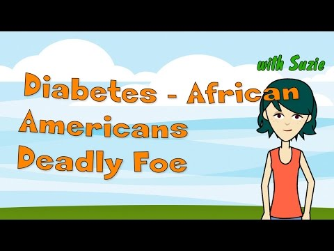 Diabetes African Americans Deadly Foe