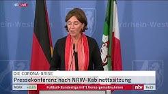 Live: Neue Corona-Beschlüsse aus NRW