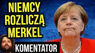 Angela Merkel Odpowie za Kryzys Migracyjny przed Niemcami - Komentator