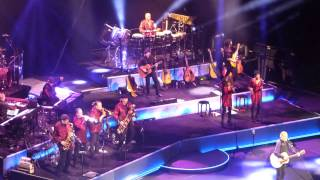 Crunchy Granola Suite - Neil Diamond, 3/26/2015, Barclays Center, NY