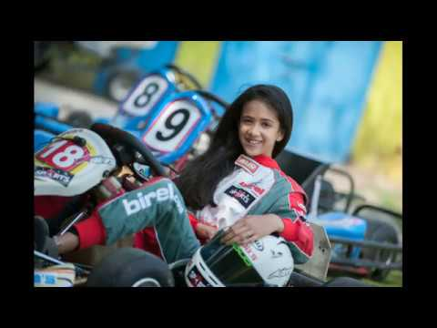 Mira Erda - The Youngest Female Formula Racer