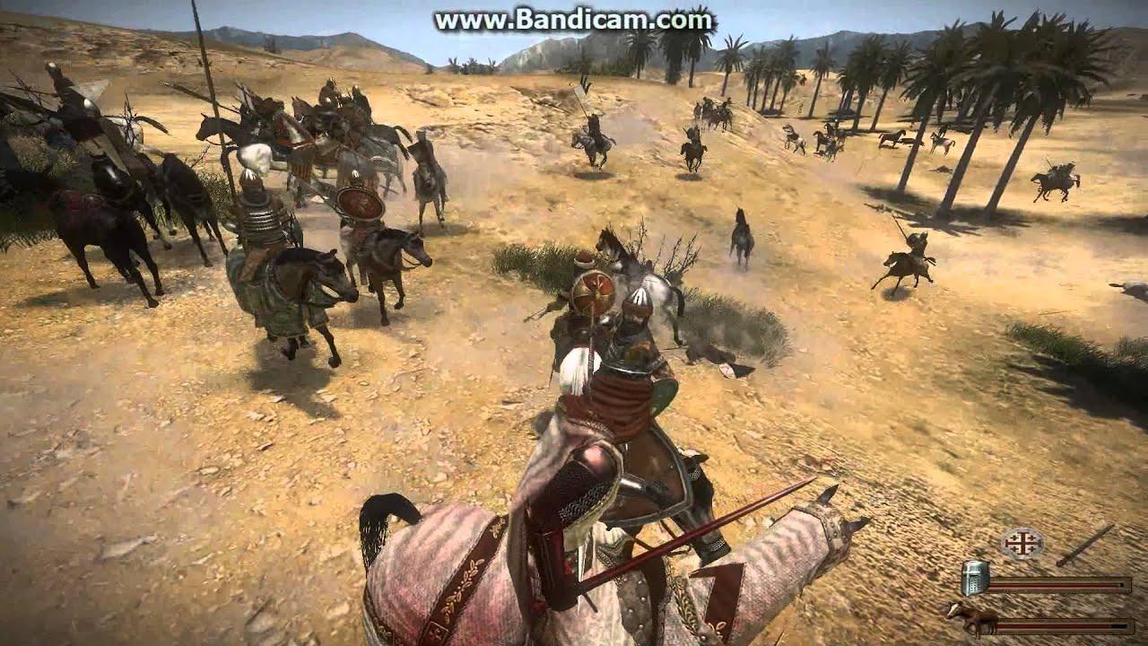 Скачать мод крестоносцы mount and blade warband