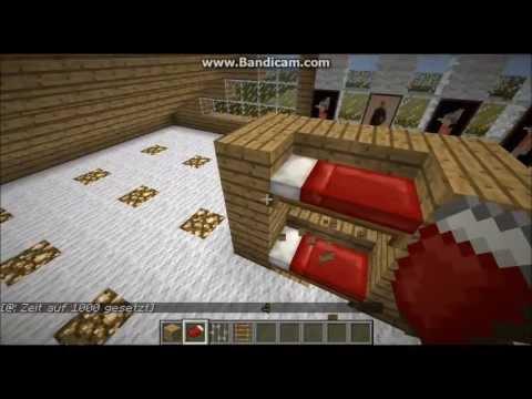 Etagenbett Zubehör Setup : Minecraft hochbett youtube
