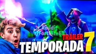 Es este el TRAILER de la Temporada 7 de Fortnite?