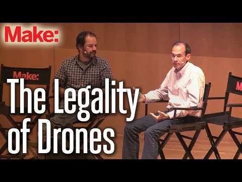 Brendan Schulman discusses the legal aspects of operating drones