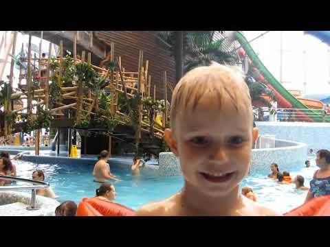 Аквапарк Питерленд - Самый большой аквапарк Питера