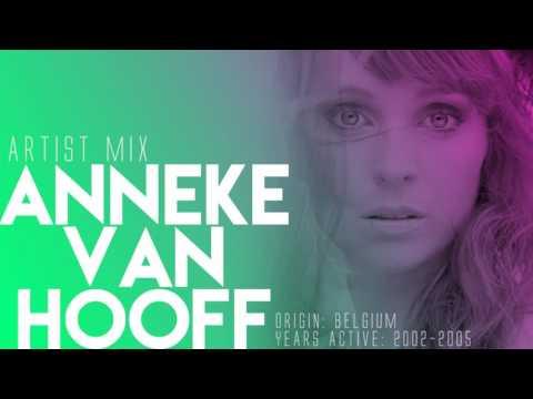 Anneke Van Hooff - Artist Mix