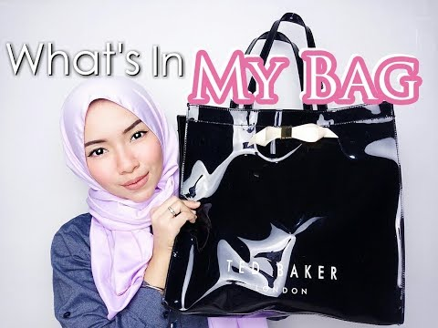 What's in My Bag (Bahasa Indonesia) | Cikal Ananda
