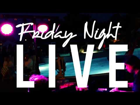 Friday Night Live at the Newtown Athletic Club