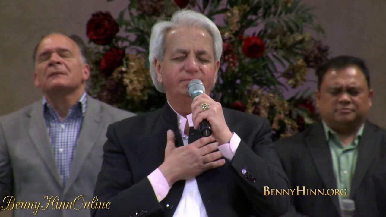 Benny Hinn 2016, Never Quit On The Call Of God!   YouTube