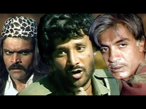 Khandesh Ka Dayalu Gabbar | Full Movie | Asif Albela