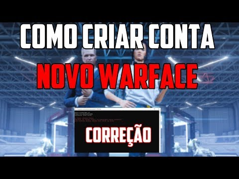 COMO CRIAR CONTA NO NOVO WARFACE PROJECTX thumbnail
