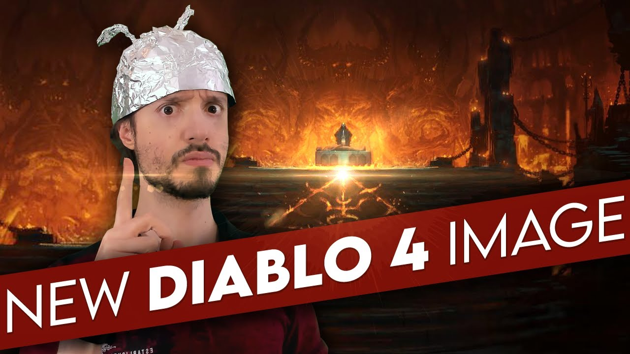 New Diablo 4 Pic Analyzed; Star Wars 1313 leak; Half-Life Alyx review scores are great, & more...