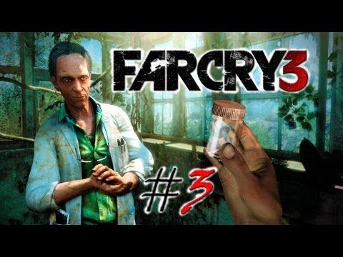 """Смотреть прохождение игры Far Cry 3. Серия 3: """"Грибы для Дейзи."""""""