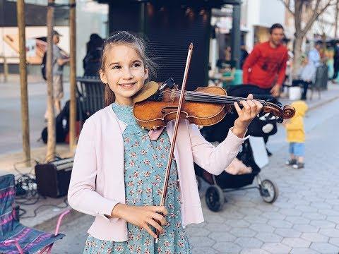 Ed Sheeran & Justin Bieber - I Don't Care - Karolina Protsenko - Violin Cover