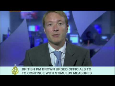 Dr Stephen Barber on the G20 finance ministers meeting
