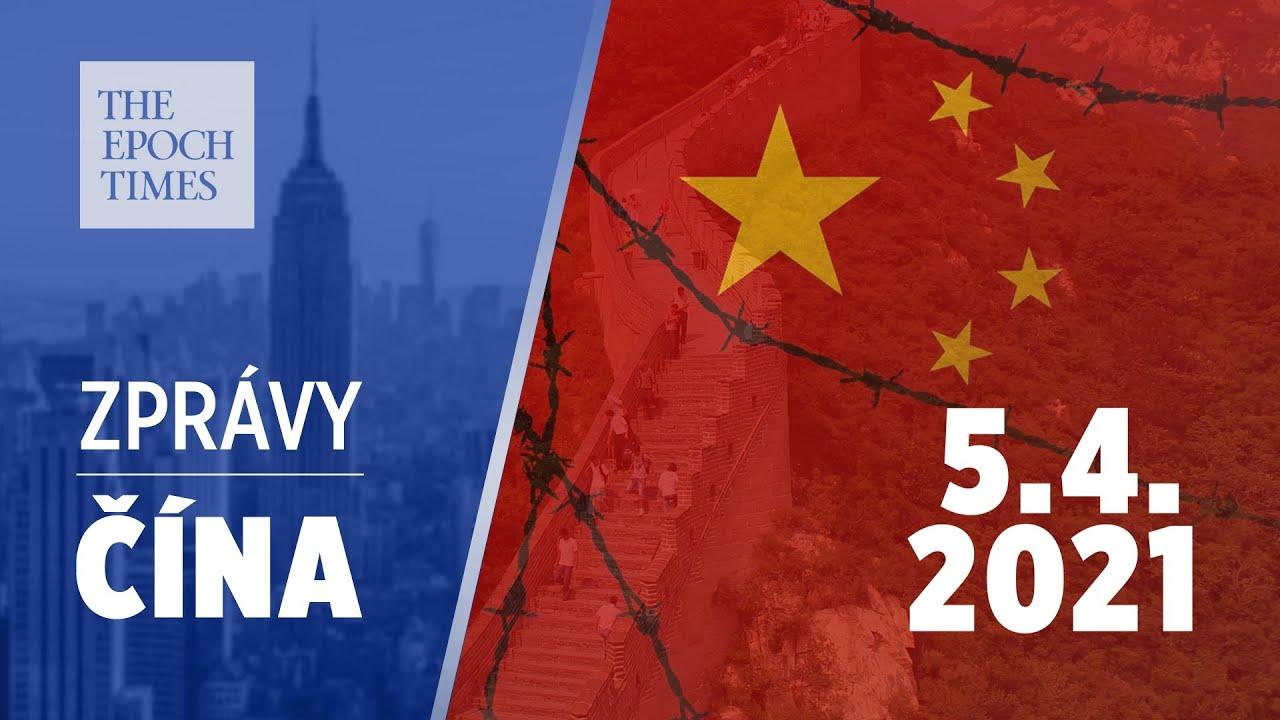 Události v Číně: 5. dubna 2021