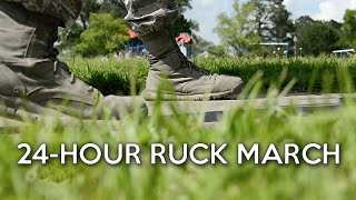Police Week 24-Hour Ruck March