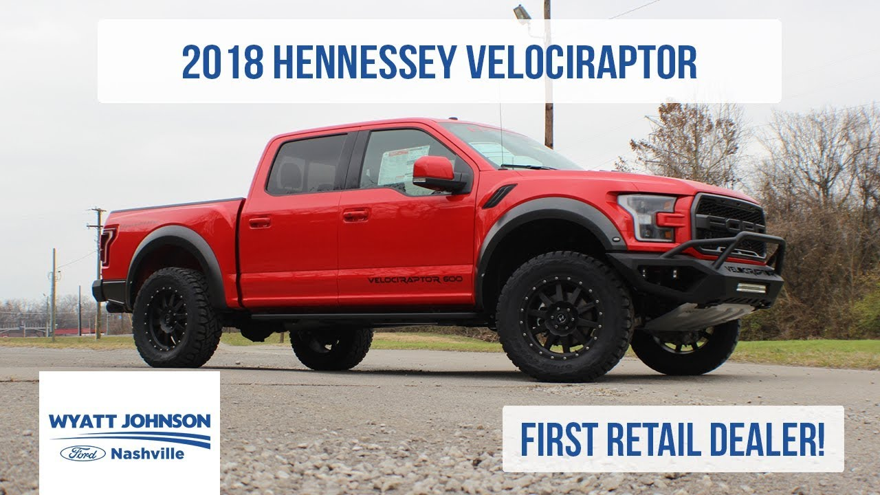 2018 Ford Raptor For Sale >> 2018 Hennessey VelociRaptor 600 | Ford Raptor | FOR SALE | Exclusive Availability - YouTube