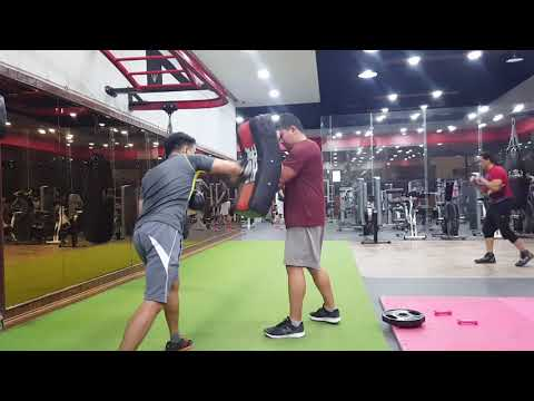 Boxing Workout @ ENERGY FITNESS GYM | Heavy Bag | Mitts Workout | Shadow Box