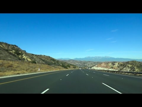 CA-241 North: Foothill and Eastern Toll Roads
