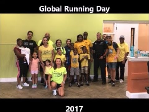 29 Runners Race Middle Distance Events for Global Running Day 2017