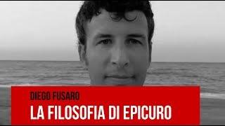 Diego Fusaro: La Filosofia di Epicuro