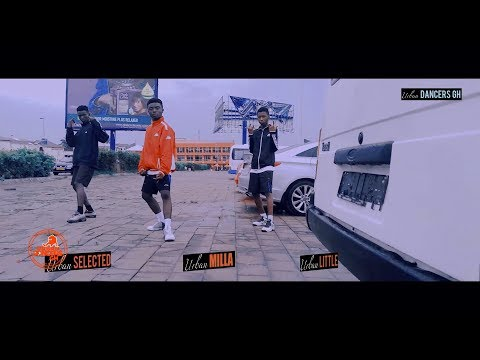 NEW AFROBEAT Dance Video by Urban Dancers GH (Shot By CFresh Opoku)