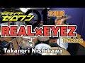 【J×Takanori Nishikawa】「REAL×EYEZ(TVsize)」を叩いてみた【ドラム】