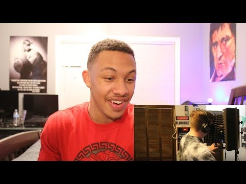 BODAK YELLOW (REMIX) Reaction Video (Best One Yet!!! Not Lying!!)