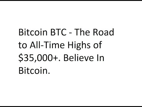 Bitcoin BTC - Technical Analysis -  I will Inspire your $35,000+ Belief.