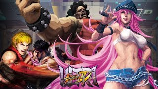 USF4 Part 5: Poison the Ruthless! - MarratoKensuto vs TheCasual5115