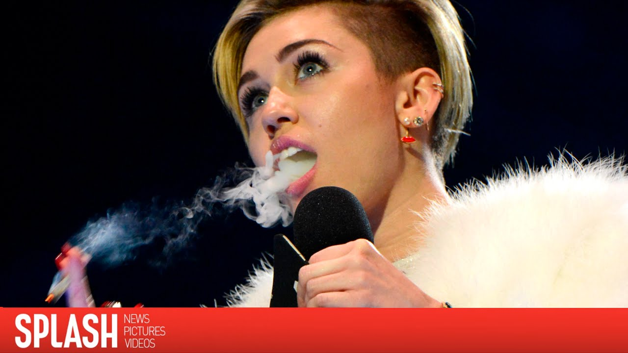 The Most Shocking Celebrity Smokers - YouTube