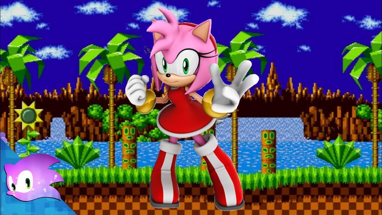 Sonic the Hedgehog - 2U ft. Amy Rose (Read Description