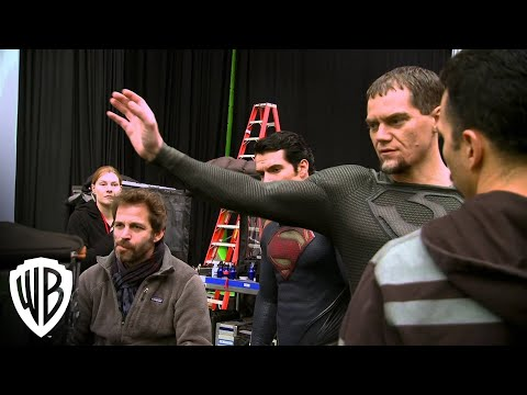 Man of Steel - Michael Shannon Discusses Epic Fights