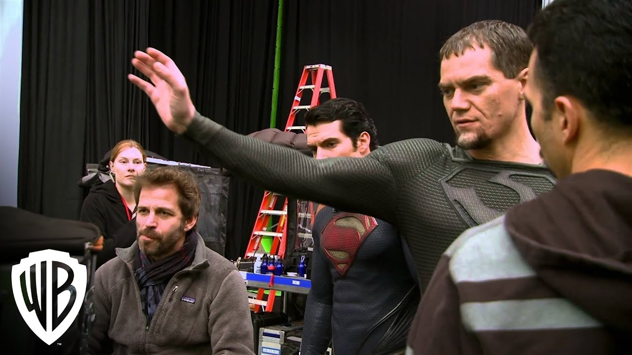 Man of Steel - Michael Shannon Discusses Epic Fights - YouTube