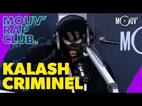 Youtube: KALASH CRIMINEL:«J'ai envie de faire un trio avec Obispo et Florent Pagny»