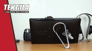 unboxing aoc e1659fwu 15 6 usb 3 0 portable monitor