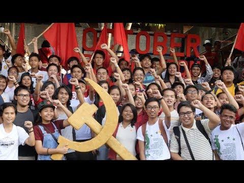 October Revolution Centennial Celebration PH