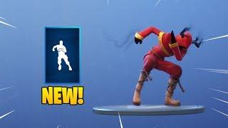 *NEW* CLEAN GROOVE EMOTE DANCE! Fortnite Battle Royale!