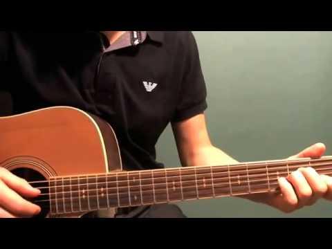 Уроки гитары Город Золотой  Простые Песни